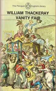 This cover of a Penguin edition of Vanity Fair by William Thackeray perfectly illustrates the state of self-publishing today.